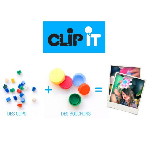 Clip-IT 3D 100 db