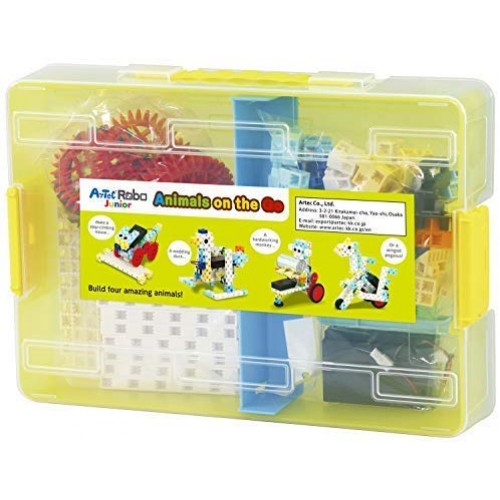 ArTec Junior - Animals On The Go!