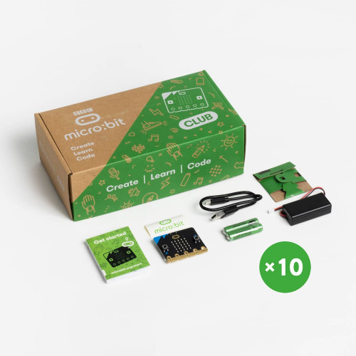 BBC Micro:bit v2 Club Kit